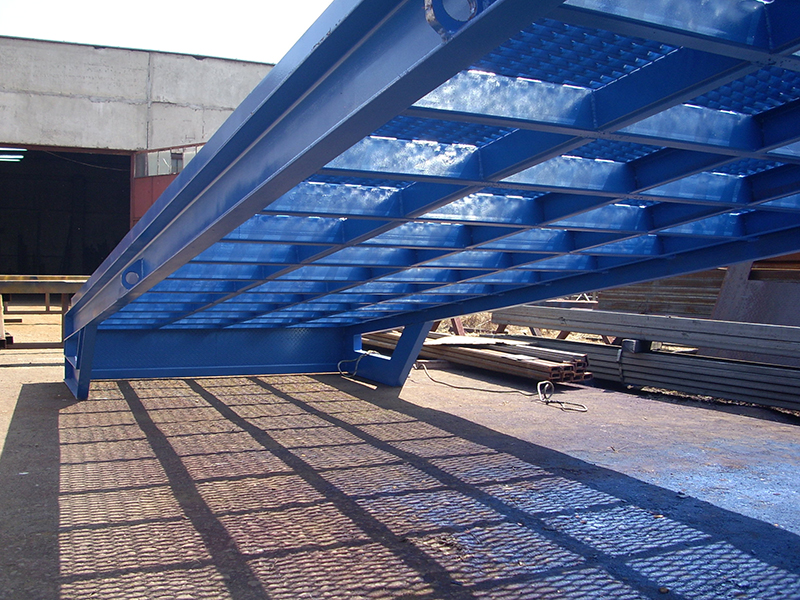 Bespoke Mobile Loading Ramps Heavy Duty Truck Ramps Tailored To
