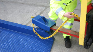 heavy-duty loading ramps uk